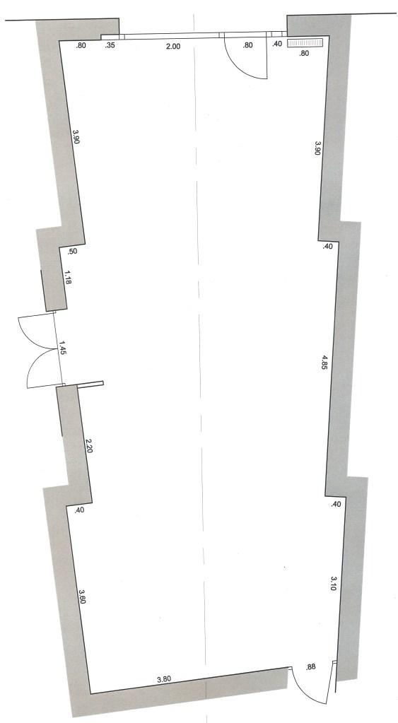 Schéma du Pavé d'Orsay