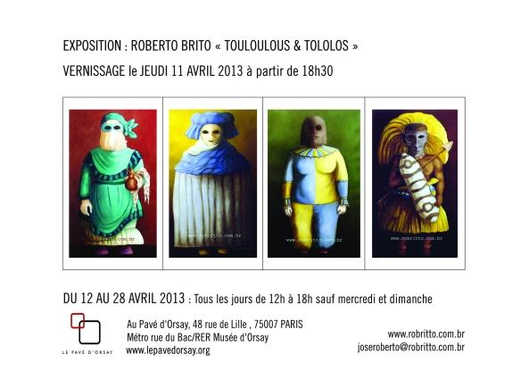 Brito invitation