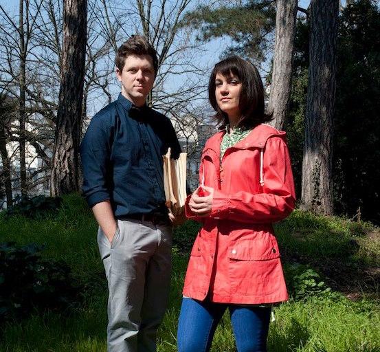 Geof & Veronica de PLUMES